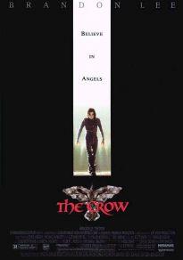 Cartel de la película The Crow