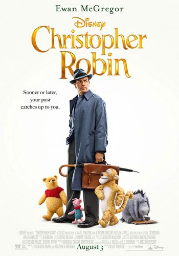 Christopher Robin background
