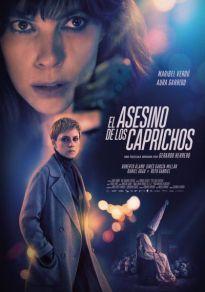 Cartel de la película El asesino de los caprichos