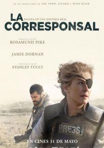 Cartel de la película La corresponsal