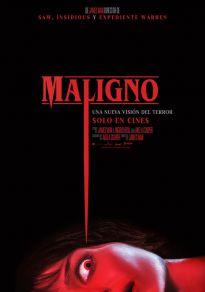 Cartel de la película Maligno