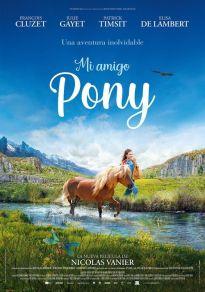 Cartel de la película Mi amigo pony