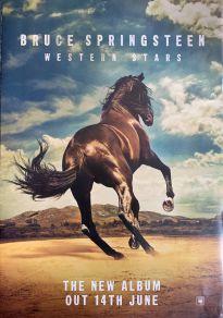 Cartel de la película Bruce Springsteen Western Stars