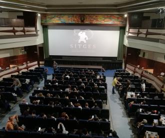 Cinema El Retiro Sitges