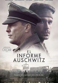 Cartel de la película El informe Auschwitz