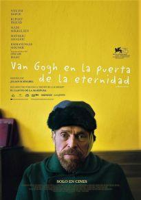 Cartel de la película Van Gogh, a las puertas de la eternidad