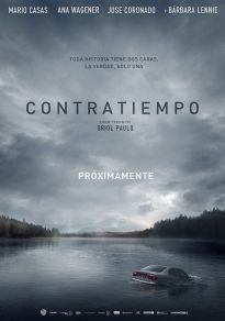 Cartel de la película Contratiempo