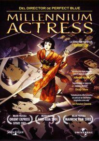 Cartel de la película Millennium Actress