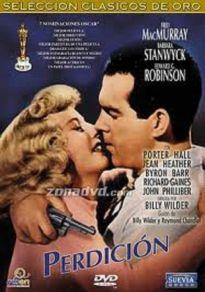 Cartel de la película Perdición