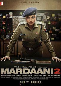 Cartel de la película Mardaani 2