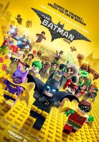 Cartel de la película Lego Batman