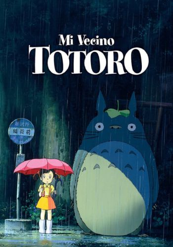 Mi vecino Totoro background