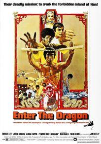 Cartel de la película Operación Dragón