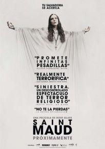 Cartel de la película Saint Maud