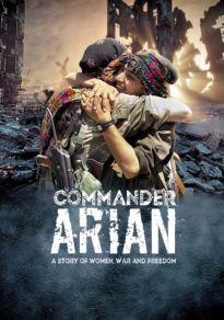 Cartel de la película Comandante Arian