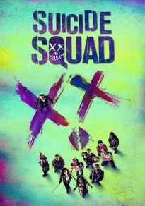 Cartel de la película Escuadrón suicida