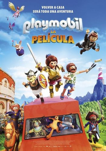 Playmobil: La película background