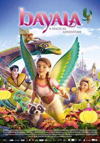 Cartel de la película Bayala