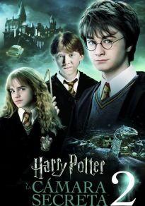 Cartel de la película Harry Potter y la Cámara Secreta