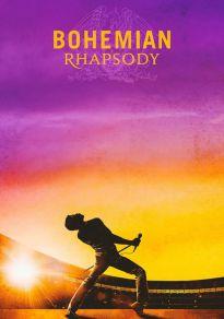 Cartel de la películaBohemian Rhapsody