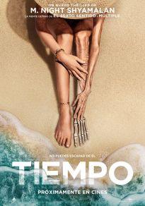 Cartel de la película Tiempo (2021)
