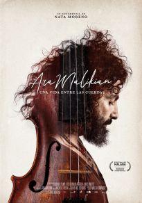 Cartel de la película Ara Malikian: Una vida entre las cuerdas