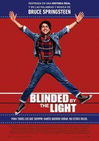 Cartel de la película Blinded by the Light
