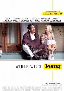 Cartel de la película Mientras seamos jóvenes