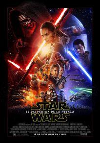 Cartel de la película Star Wars: Episodio VII - El despertar de la fuerza