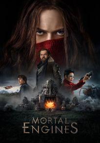 Cartel de la película Mortal Engines