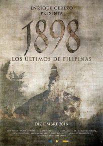 Cartel de la película 1898. Los últimos de Filipinas
