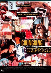 Cartel de la película Chungking Express