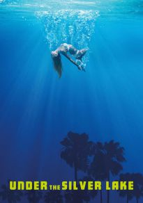 Cartel de la película Lo que esconde Silver Lake