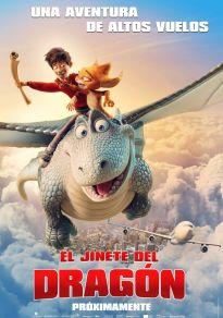 Cartel de la película El Jinete del Dragón