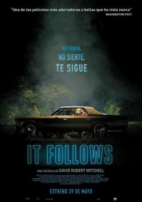 Cartel de la película It Follows