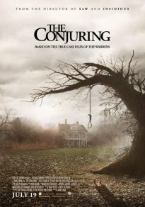 Cartel de la película Expediente Warren. The Conjuring