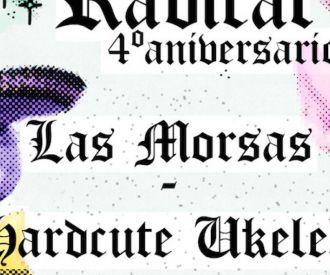 4º Cumple Madrid Radical: LasMorsas