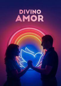 Cartel de la película Divino Amor