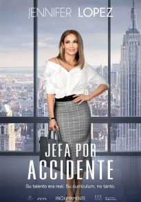 Cartel de la película Jefa por accidente