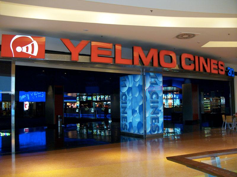 Yelmo Cines Area Sur Jerez De La Frontera Cartelera Sesiones Y