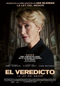 Cartel de la película El Veredicto