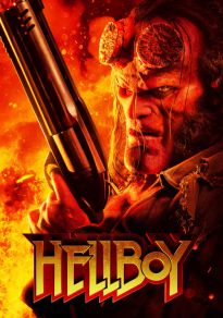 Cartel de la película Hellboy (2019)