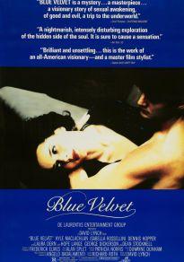Terciopelo azul