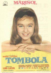 Cartel de la película Tómbola (1962)