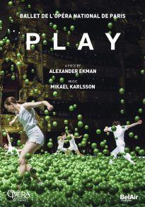 Ballet Play - Opera Paris