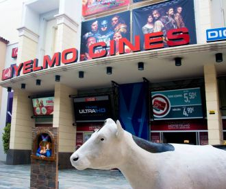 Yelmo Cines Plaza Mayor