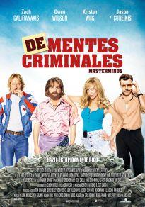 Cartel de la película De-Mentes Criminales