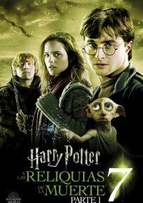 Cartel de la película Harry Potter y las Reliquias de la Muerte Parte 1