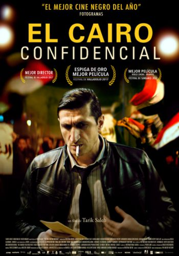 El Cairo confidencial background