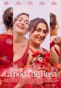 Cartel de la película La boda de Rosa